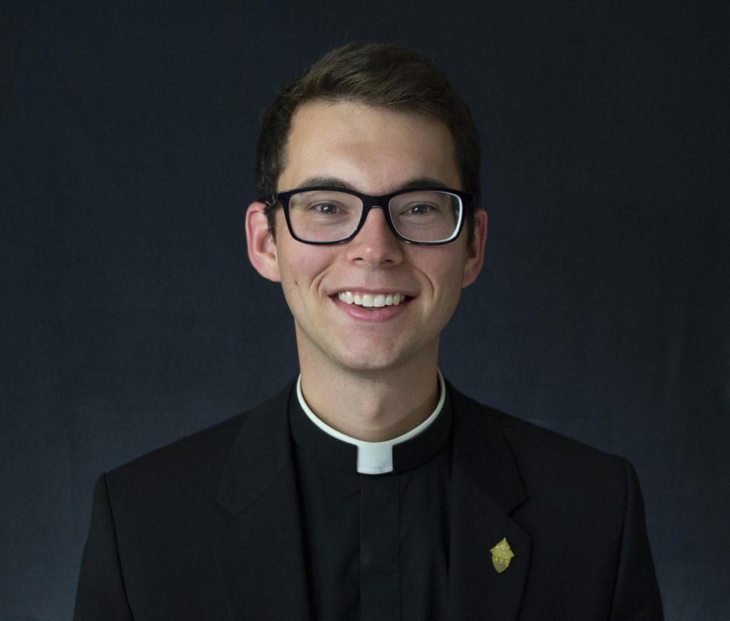 Fr. Luke Wilgenbusch: Associate Pastor