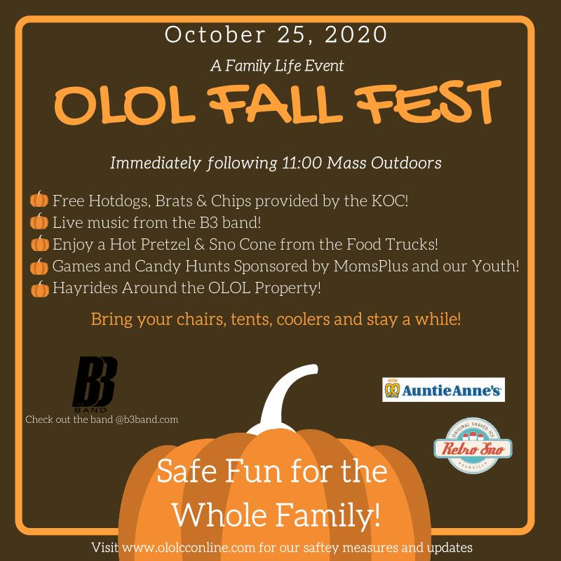 2020 Fall Fest