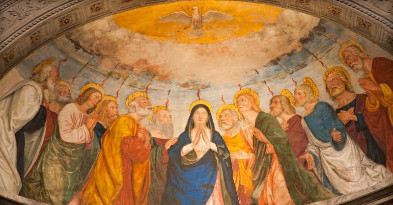 Pentecost and the Resurrection of Jesus Christ are most intimately connected to you and to me!
